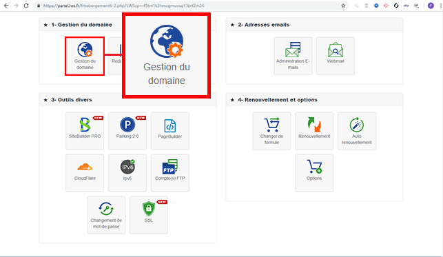 Comment associer son domaine au service Exchange (Office 365) ?